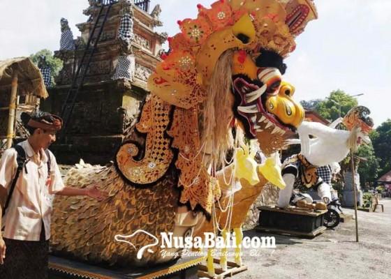 Nusabali.com - simbol-unen-unen-pura-luhur-batukaru-terbuat-dari-bahan-alami