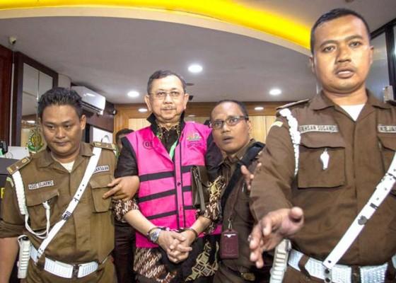 Nusabali.com - kejagung-tetapkan-5-tersangka-kasus-jiwasraya