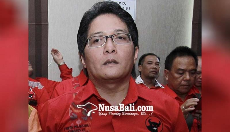 www.nusabali.com-pdip-demokrat-bersatu-di-badung