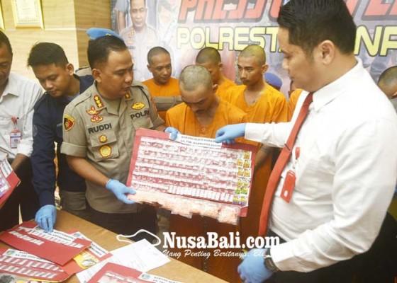 Nusabali.com - edarkan-narkoba-4-anak-di-bawah-umur-diringkus