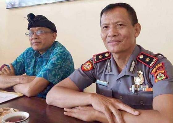 Nusabali.com - usaba-besakih-polisi-bangun-tiga-pos