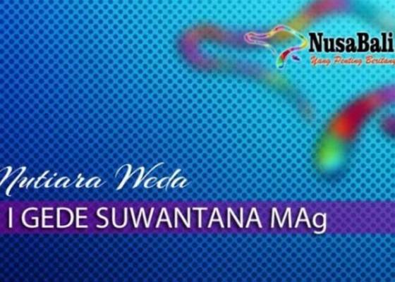 Nusabali.com - mutiara-weda-kebenaran-satu