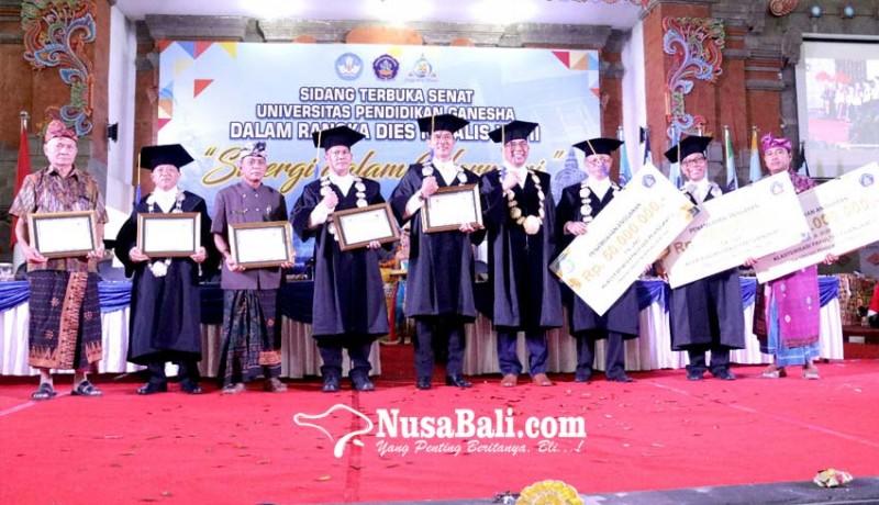 www.nusabali.com-dies-natalis-ke-27-undiksha-gapai-target-universitas-bereputasi-internasional
