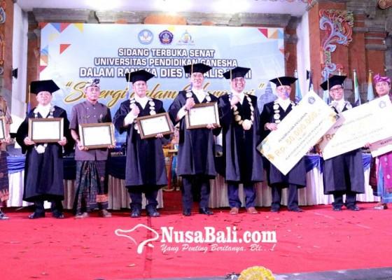 Nusabali.com - dies-natalis-ke-27-undiksha-gapai-target-universitas-bereputasi-internasional