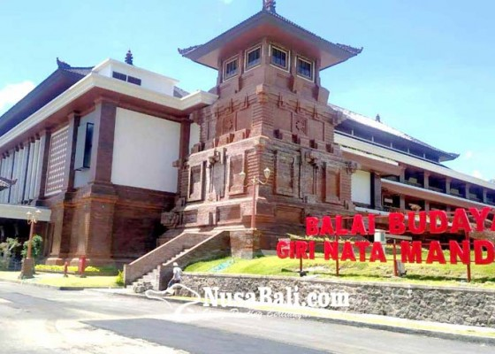 Nusabali.com - pengelola-balai-budaya-giri-nata-mandala-belum-jelas