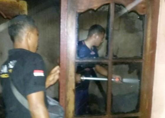 Nusabali.com - korsleting-listrik-rumah-warga-di-sebatu-terbakar