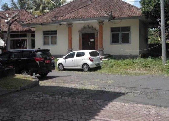 Nusabali.com - eks-kantor-bpbd-akan-dijadikan-ruangan-staf-ahli