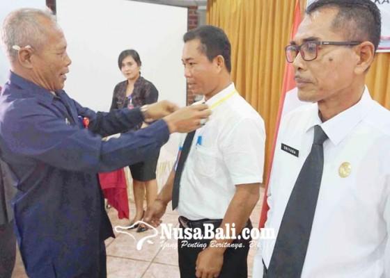 Nusabali.com - perbekel-baru-se-buleleng-jalani-penguatan-lewat-pelatihan