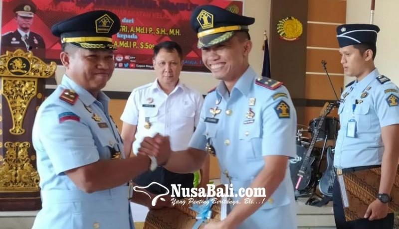 www.nusabali.com-sertijab-kalapas-singaraja-punya-pr-penataan-parkir