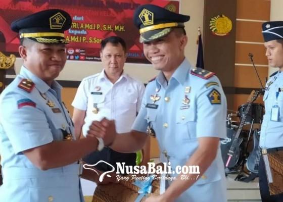 Nusabali.com - sertijab-kalapas-singaraja-punya-pr-penataan-parkir