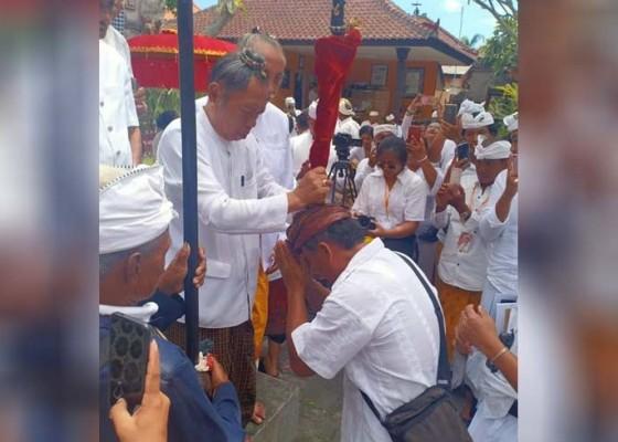 Nusabali.com - tradisi-ritual-ngerebeg-keris-ki-baru-gajah-ditetapkan-sebagai-warisan-budaya-tak-benda