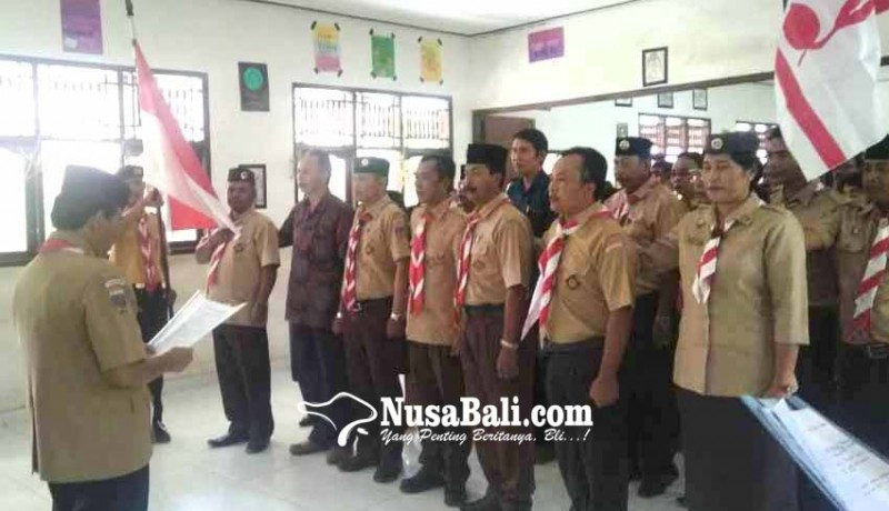 www.nusabali.com-pengawas-sd-pimpin-kwaran-pramuka-rendang