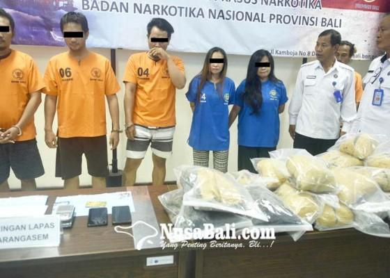 Nusabali.com - kendalikan-narkoba-napi-diringkus