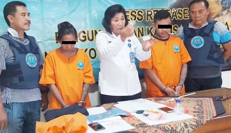 www.nusabali.com-jualan-shabu-istri-napi-dijuk