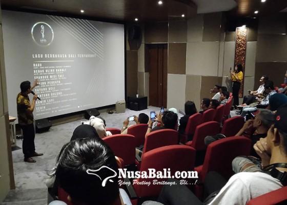Nusabali.com - 130-nominasi-bersaing-di-anugerah-musik-bali-2020