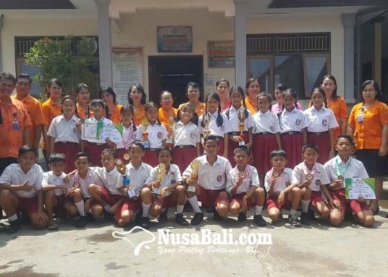 Nusabali.com - sdn-3-sukasada-borong-prestasi-non-akademik