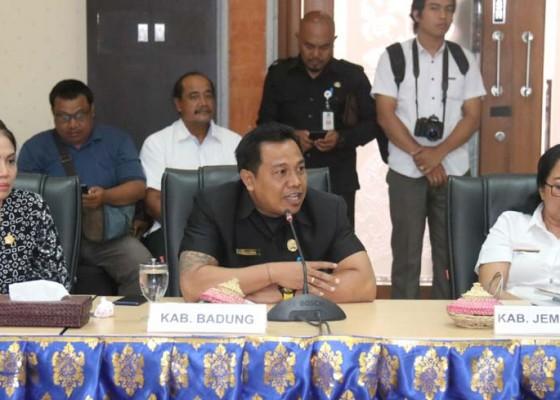 Nusabali.com - hadiri-undangan-bpk-ri-perwakilan-bali-dprd-badung-apresiasi-upaya-bangun-sinergitas