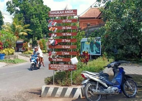 Nusabali.com - papan-sampah-gugah-masyarakat-peduli-lingkungan