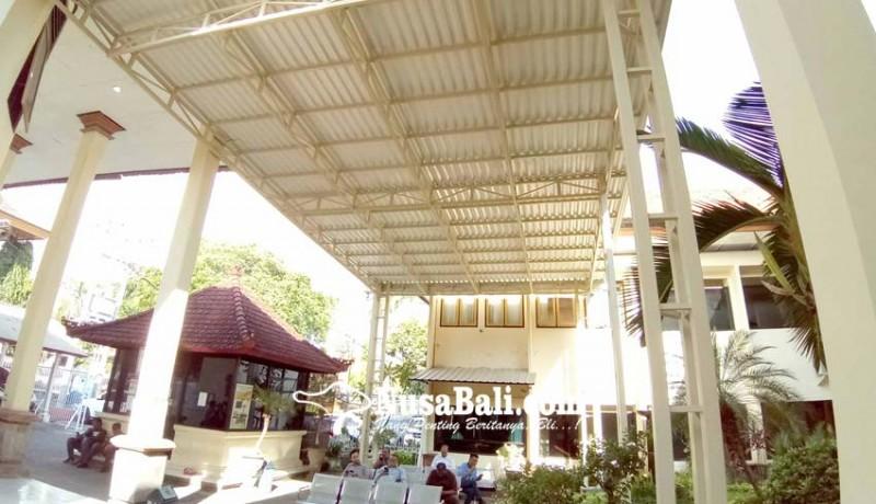 www.nusabali.com-pn-denpasar-bersolek-bangun-fasilitas-untuk-pengunjung