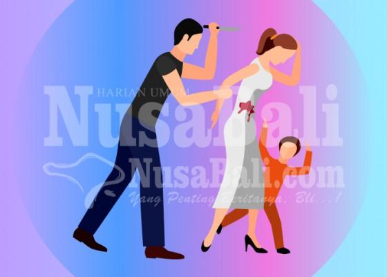 Nusabali.com - suami-aniaya-istri-gara-gara-masalah-sepele