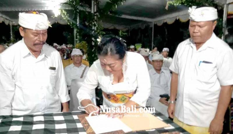www.nusabali.com-bupati-dan-bendesa-duda-tandatangani-mou-di-malam-siwaratri