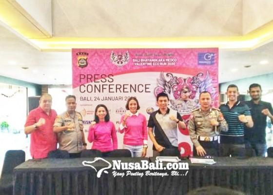 Nusabali.com - bhayangkara-valentine-run-2020-siap-digelar-di-bali