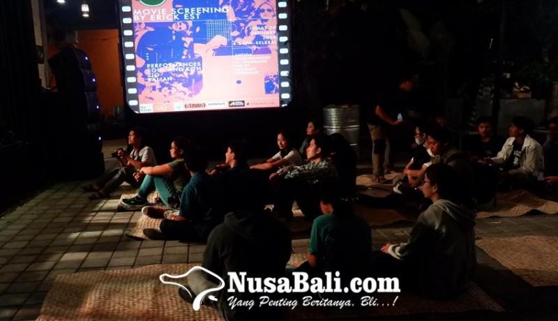 www.nusabali.com-antida-soundgarden-gelar-pemutaran-film-karya-erick-est