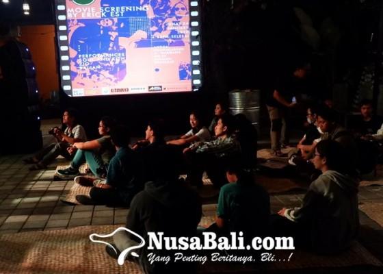 Nusabali.com - antida-soundgarden-gelar-pemutaran-film-karya-erick-est