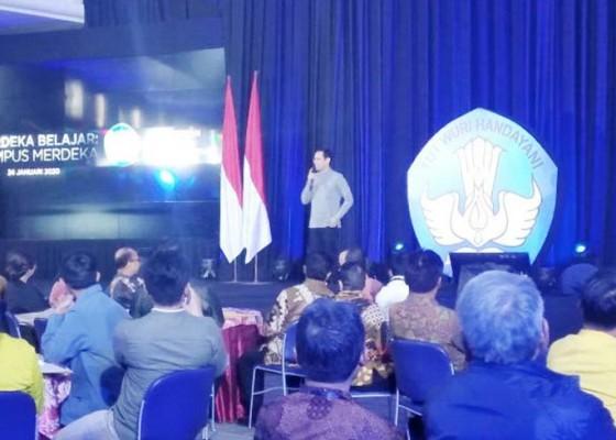 Nusabali.com - mendikbud-luncurkan-kebijakan-kampus-merdeka