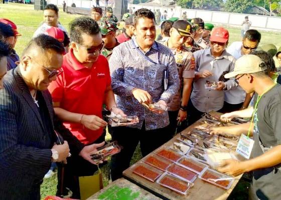 Nusabali.com - kaya-manfaat-kembang-hartawan-ajak-masyarakat-makan-ikan