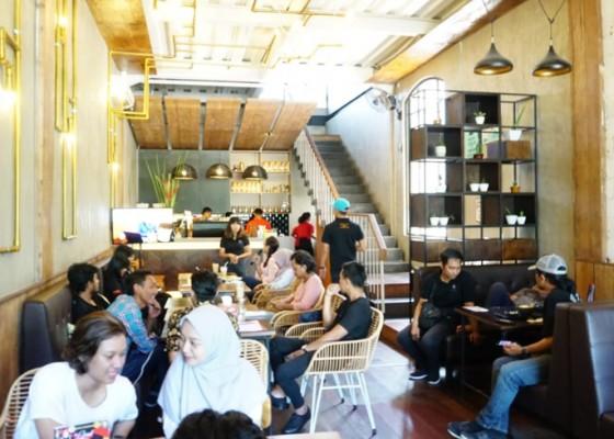 Nusabali.com - kolaborasi-gmedia-di-grand-opening-a-la-carte-cafe-bali
