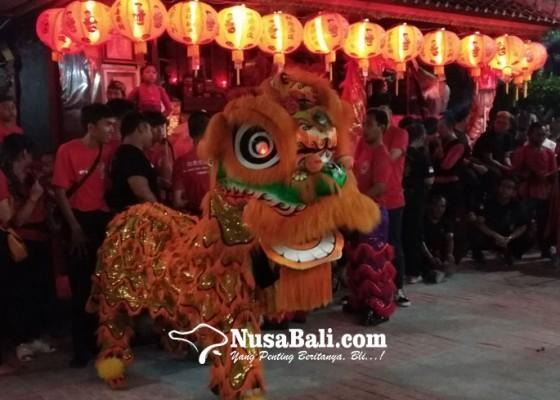 Nusabali.com - akulturasi-bali-tionghoa-pada-perayaan-imlek-2571