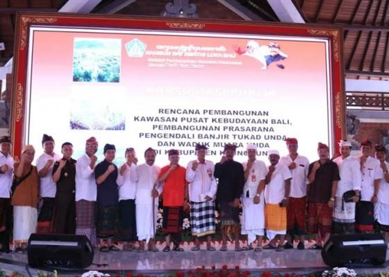 Nusabali.com - masyarakat-sepakat-segera-wujudkan-pembangunan-pusat-kebudayaan-bali
