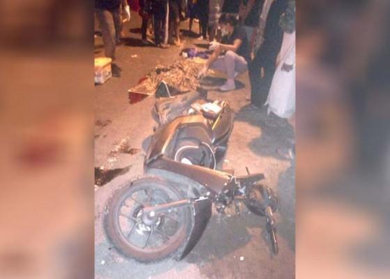 Nusabali.com - kecelakaan-tunggal-mahasiswa-tewas