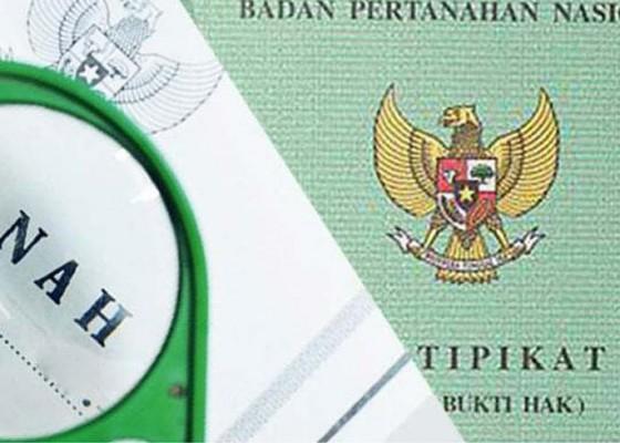Nusabali.com - bpn-selesaikan-24-bidang-bermasalah-di-akte-jual-beli