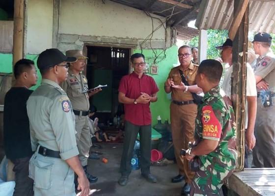 Nusabali.com - buang-limbah-ke-sungai-pabrik-tahu-disemprit
