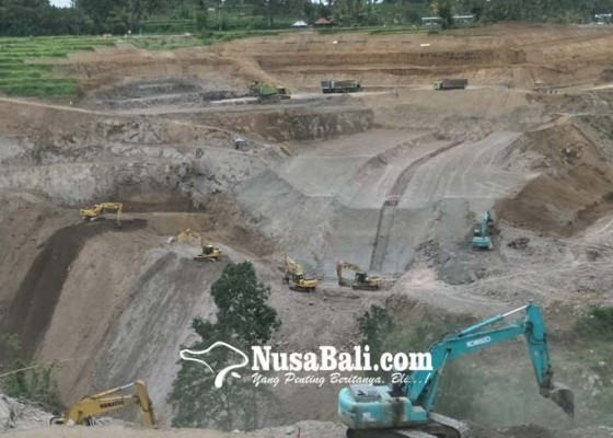 Nusabali.com - progress-bendungan-tamblang-baru-capai-5-persen