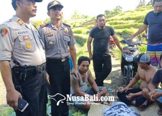 Nusabali.com - jro-mangku-istri-ditemukan-meninggal-dunia-di-saluran-irigasi