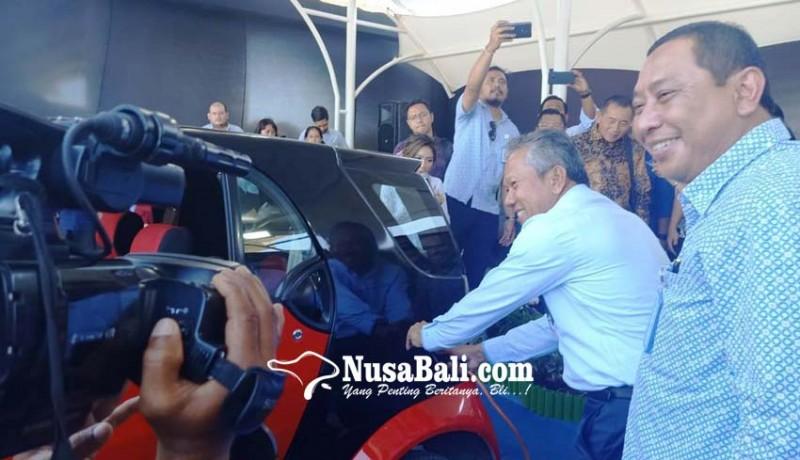 www.nusabali.com-jbt-luncurkan-fasilitas-pengisian-arus-mobil-listrik
