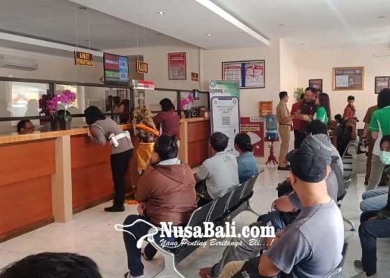 Nusabali.com - 700000-kendaraan-nunggak-pajak