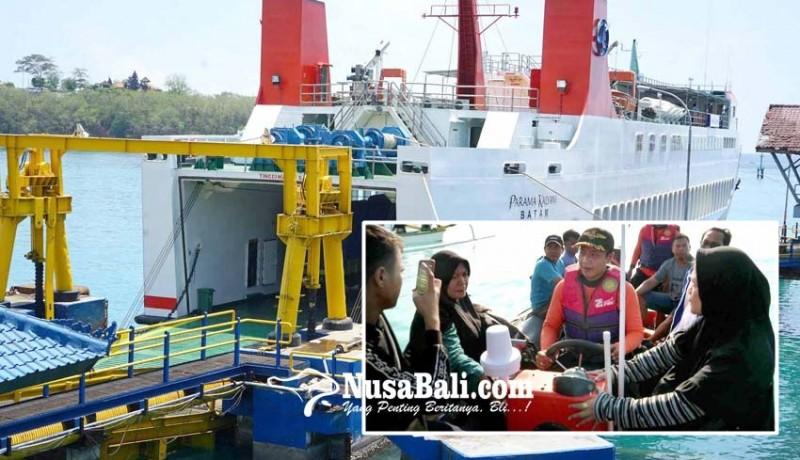 www.nusabali.com-pertama-dioperasikan-kapal-langsung-kandas
