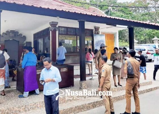 Nusabali.com - objek-wisata-uluwatu-uji-coba-e-tiket