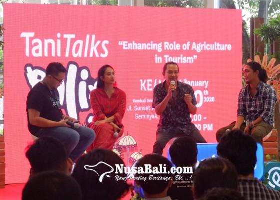 Nusabali.com - sektor-pertanian-didorong-kolaborasi-dengan-sektor-pariwisata