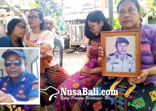 Nusabali.com - polisi-meninggal-usai-tolong-pengiring-yang-jatuh