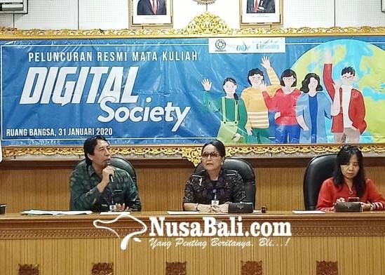 Nusabali.com - unud-luncurkan-kuliah-online