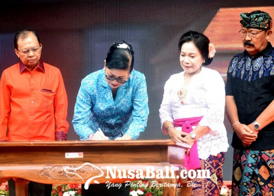 Nusabali.com - putri-suastini-koster-pkk-bukan-hanya-tukang-buat-kopi