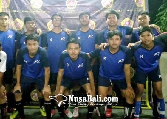 Nusabali.com - kartar-ideping-sawitra-gelar-turnamen-futsal