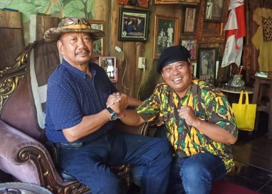 Nusabali.com - tjok-pemecutan-didatangi-kandidat-cawali-dari-golkar