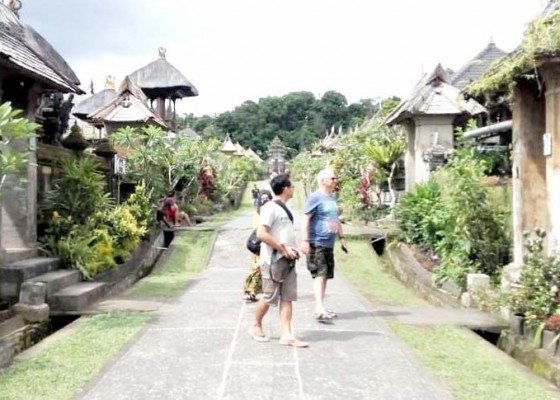 Nusabali.com - jalan-menuju-penglipuran-segera-diperlebar