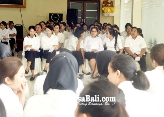 Nusabali.com - tak-hadir-dan-telat-datang-tes-190-peserta-cpns-dicoret